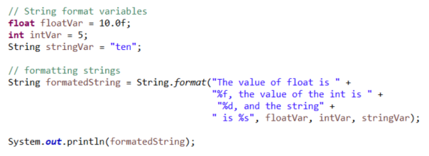 Java 101 Strings Hi Im Will